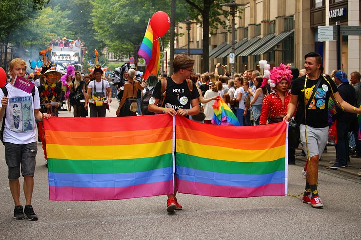It's Pride Season! What's all that about then?