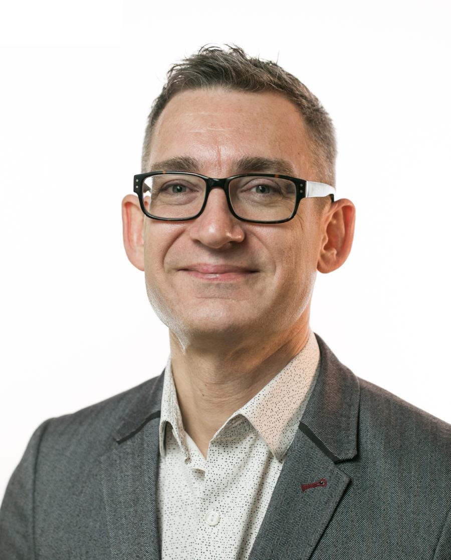 Steven Cox bio profile image